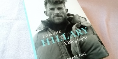 Edmund Hillary A Biography feature image